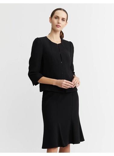 BGN Blazer Ceket Siyah